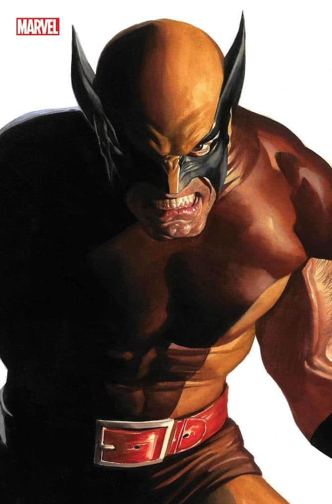 alex ross variant cover marvel