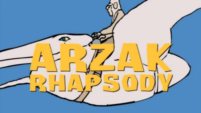 serie animata arzach