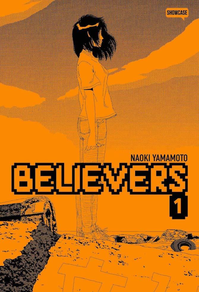 believers yamamoto  manga