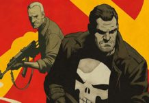 punisher soviet fumetto marvel