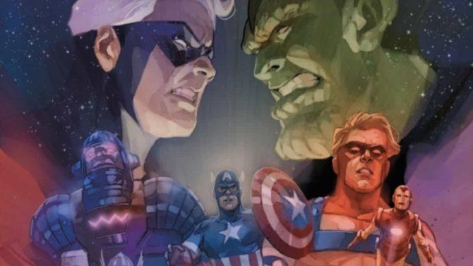 la strada verso empyre fumetti marvel comics panini
