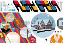 rusty brown chris ware