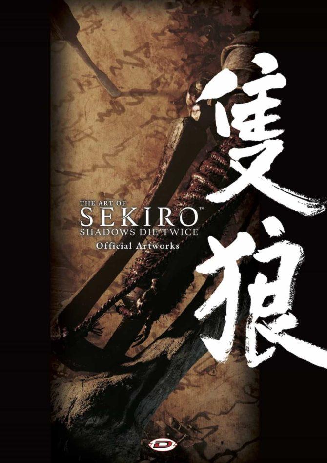 sekiro shadow die twice artbook
