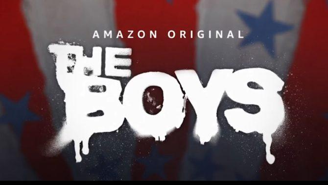 trailer seconda stagione The Boys