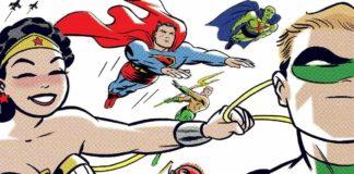 the new frontier dc comics