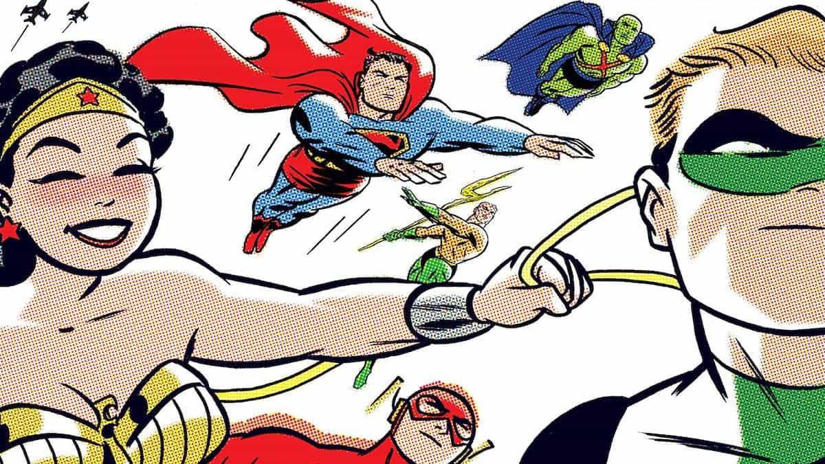 the new frontier fumetti dc comics panini