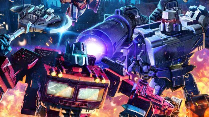 transformers war for cybertron assedio netflix
