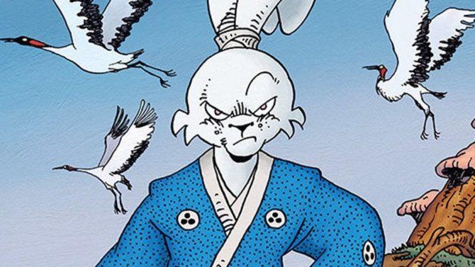 netflix usagi yojimbo
