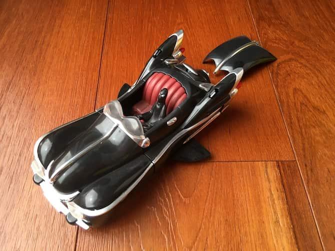 gadget topolino auto macchia nera