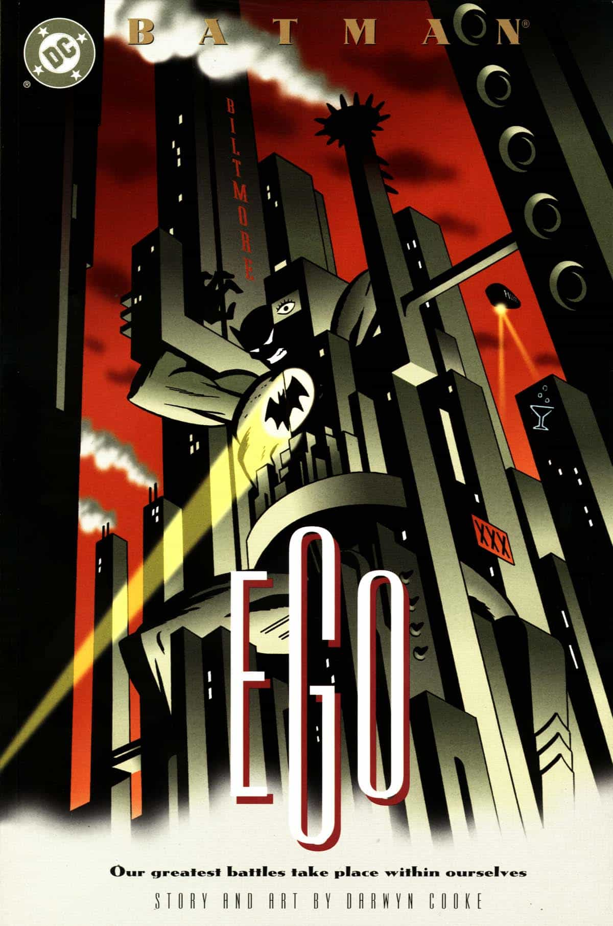 batman ego darwyn cooke