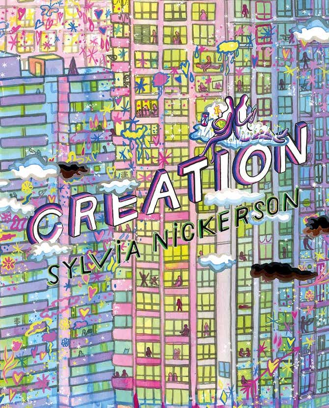 creation sylvia nickerson drawn quarterly