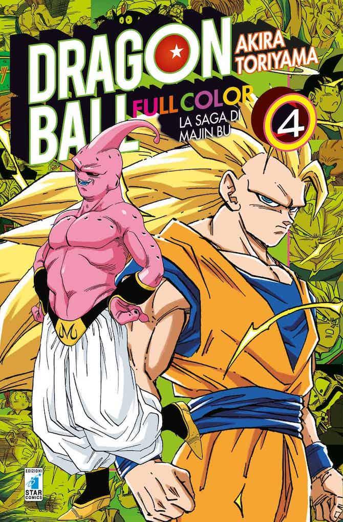 star comics fumetti settimana dragon ball full color