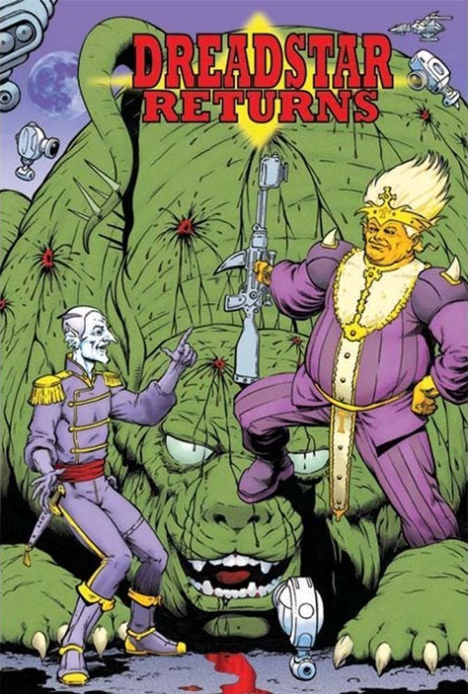 dreadstar donald trump jim starlin