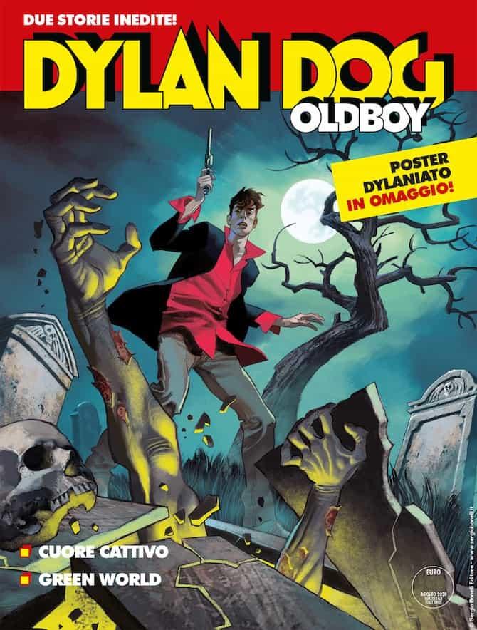 dylan dog oldboy 2 fumetti bonelli settimana