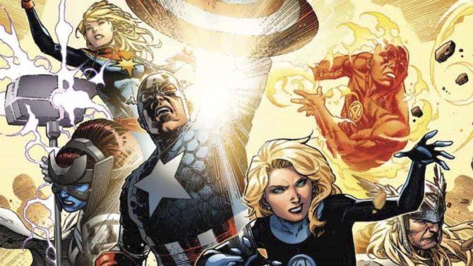 empyre fumetti marvel comics panini ottobre 2020