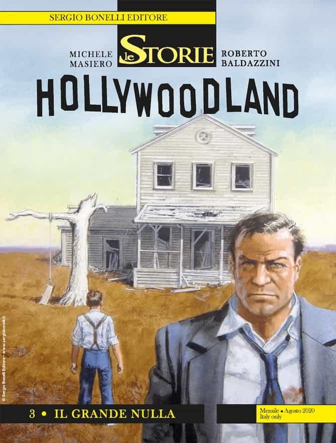 hollywoodland 3 fumetti bonelli settimana