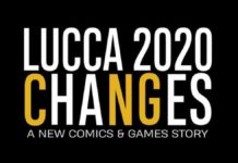 lucca comics stand