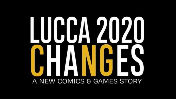 lucca comics 2020 stand
