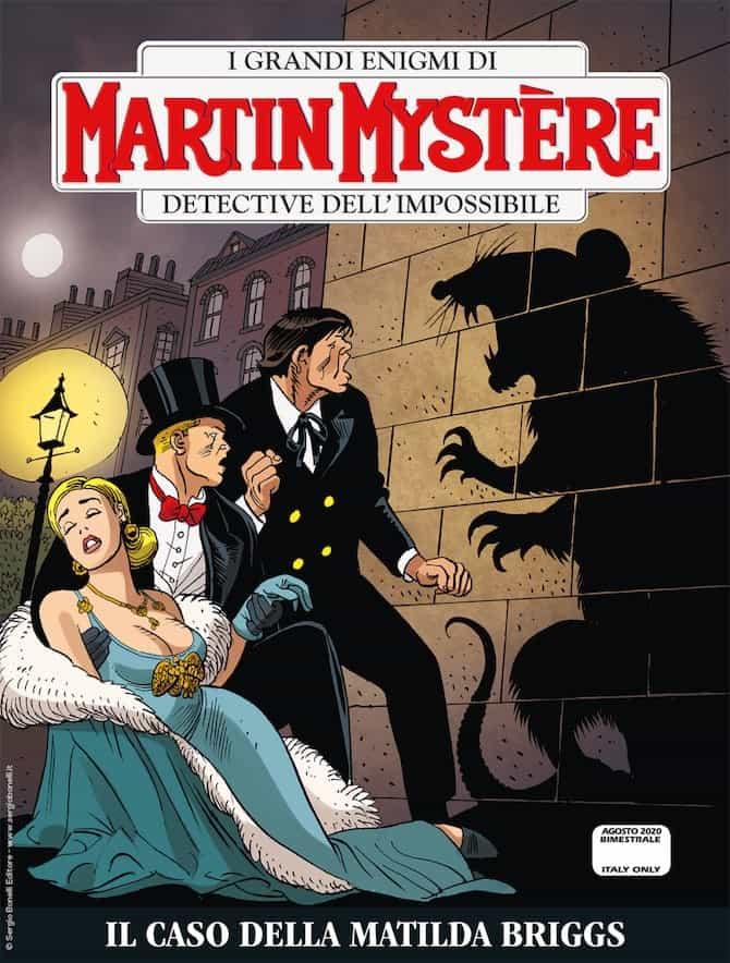 martin mystere 370 fumetti bonelli settimana