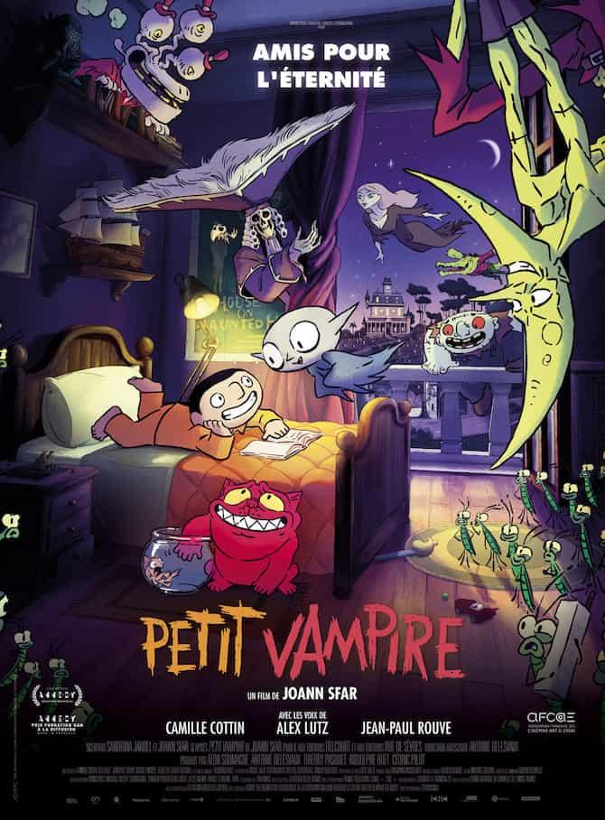 piccolo vampiro trailer film joann sfar