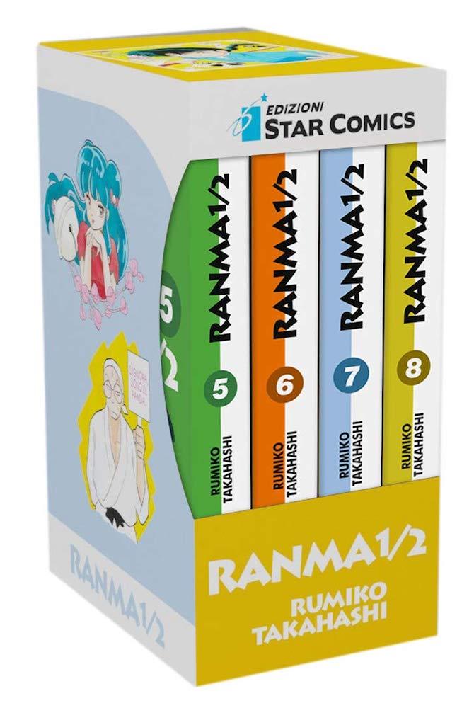 star comics fumetti settimana ranma 1/2