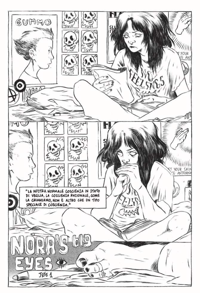 sporchi subito fumettibrutti joe1