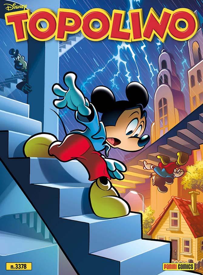 topolino casty migliori fumetti agosto 2020