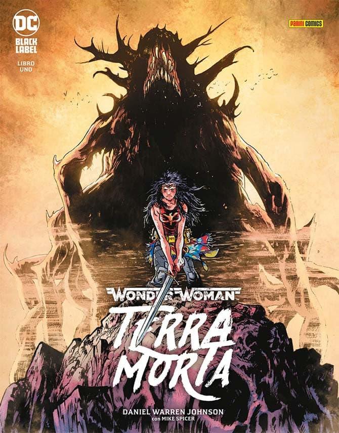 wonder woman terra morta migliori fumetti agosto 2020