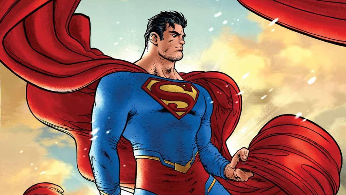 bendis superman fine