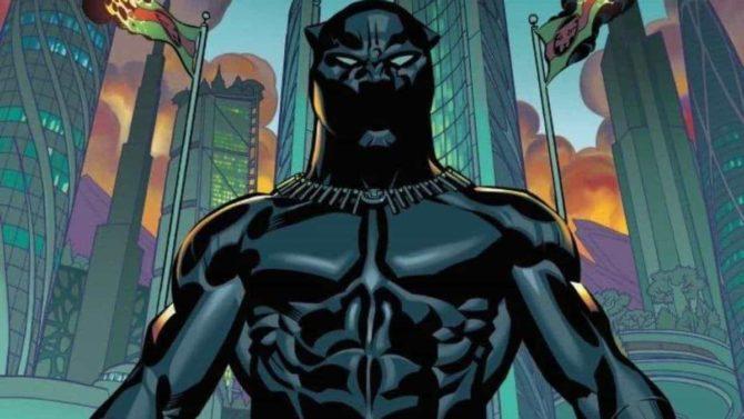 black panther fumetti gratis