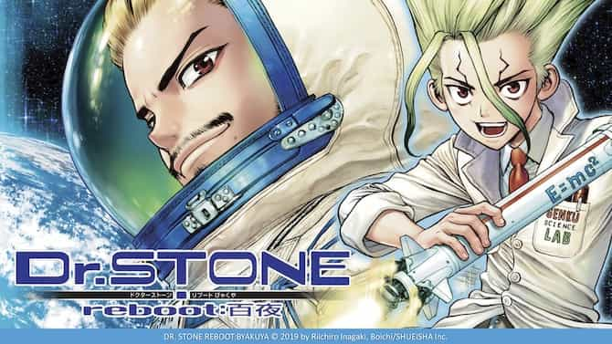 dr stone reboot star comics nuovi manga