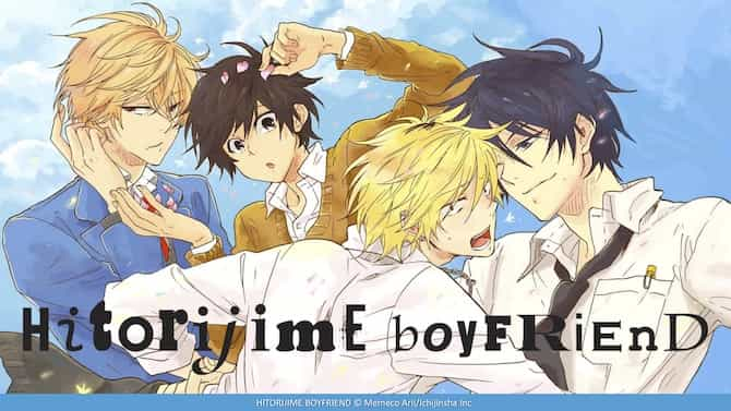 Hitorikime Boyfriend