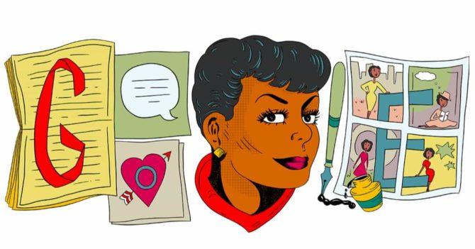 Jackie Ormes google fumetti