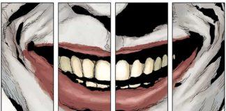 joker sorriso che uccide