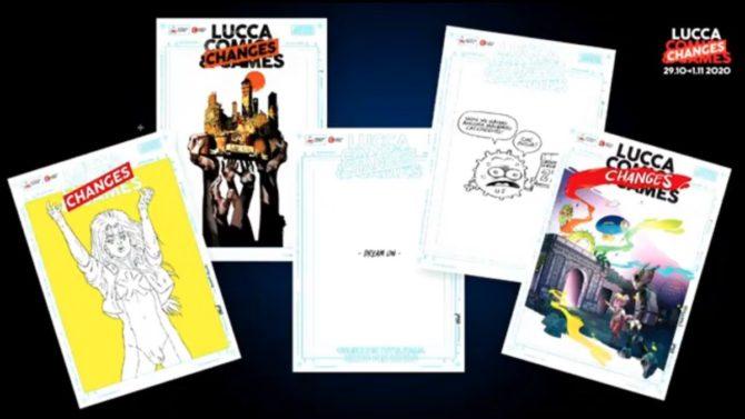 manifesto lucca comics games