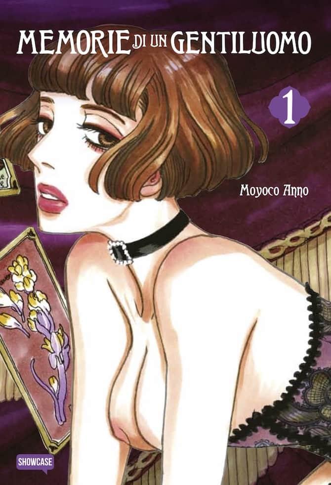 memorie di un gentiluomo moyoco anno dynit manga settembre 2020