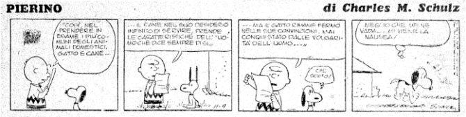 eric salerno peanuts Pierino Paese Sera
