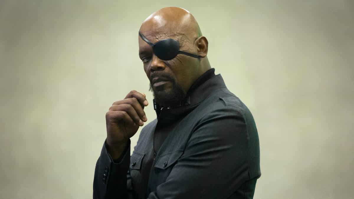 serie tv nick fury samuel l jackson marvel