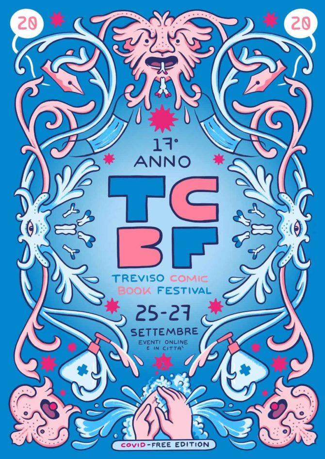 eventi treviso comic book festival 2020