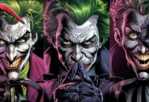 tre joker batman
