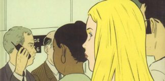 adrian tomine summer blonde