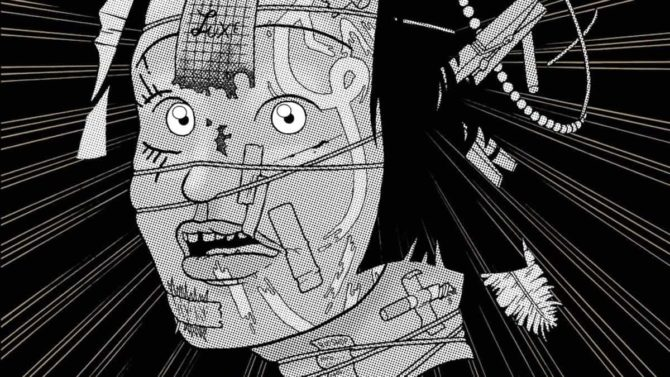visioni graphic novel trama ratigher