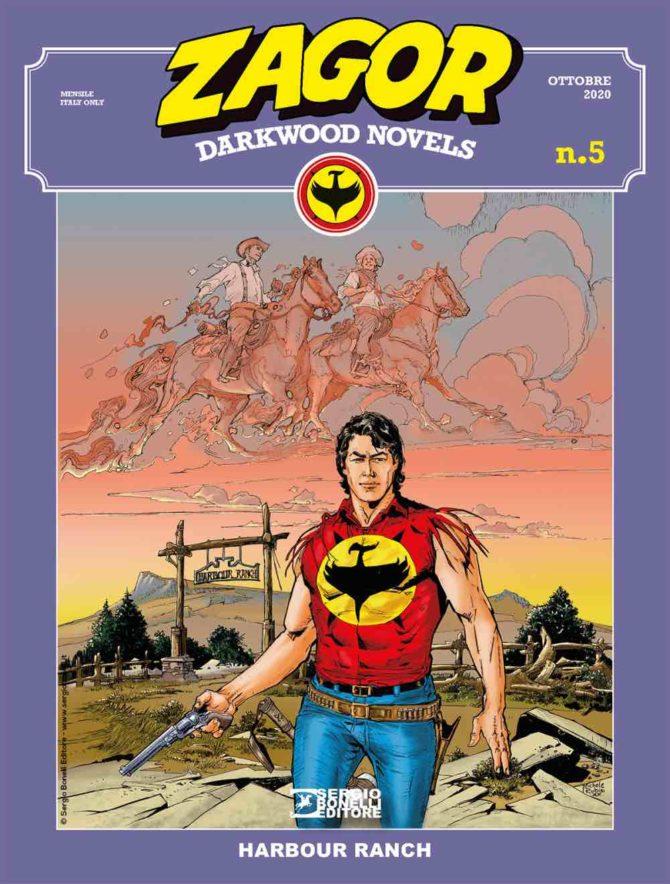 bonelli fumetti settimana zagor darkwood novels 5