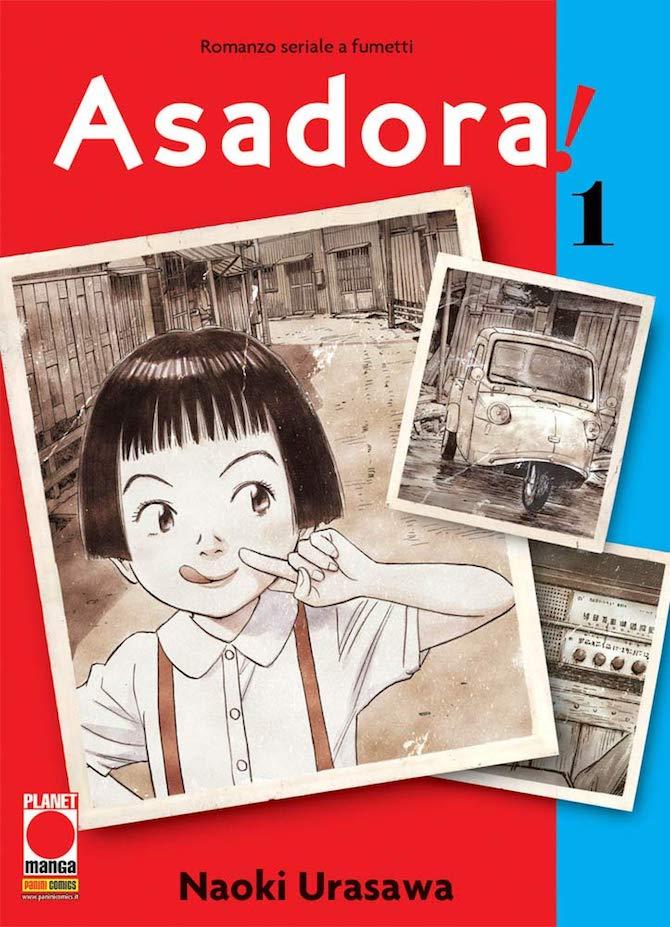 asadora urasawa migliori fumetti ottobre 2020