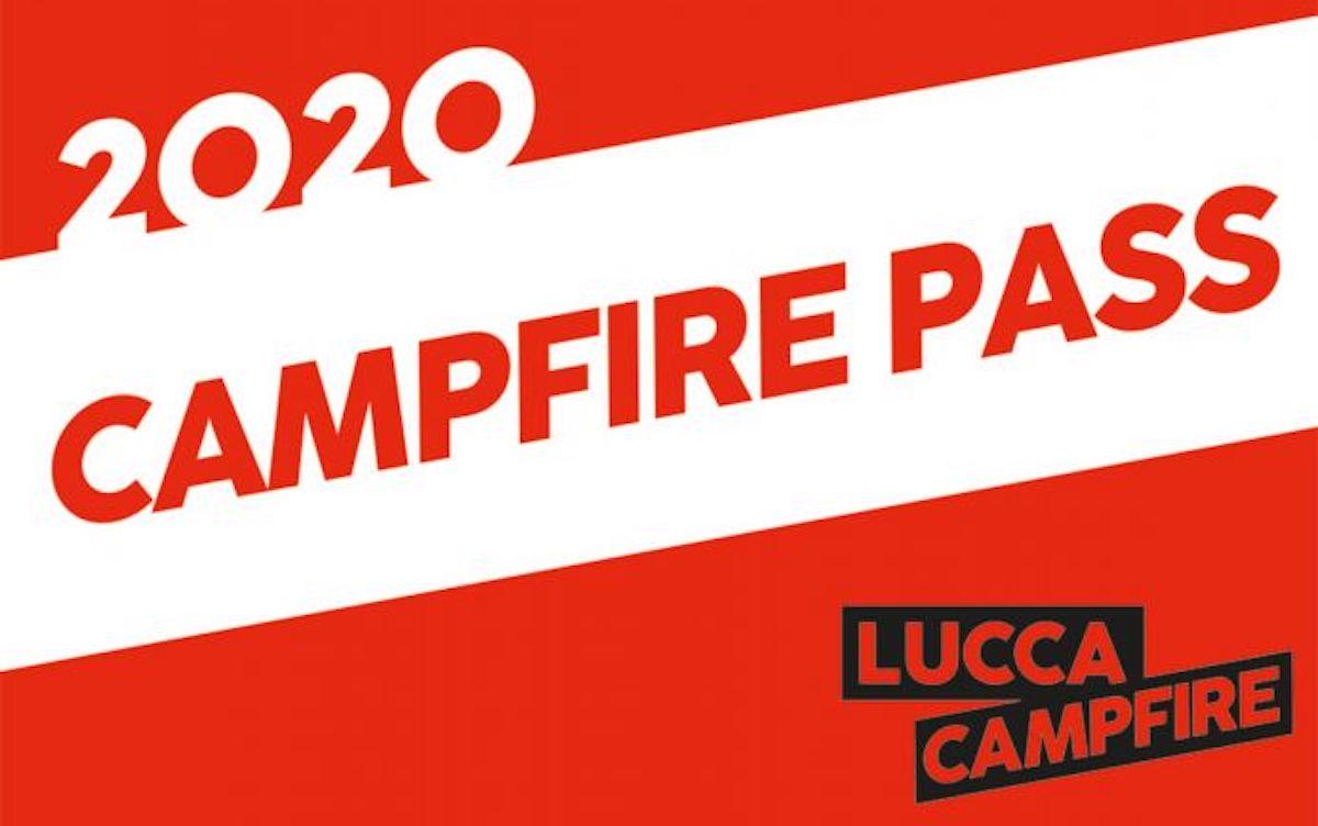campfire pass lucca comics