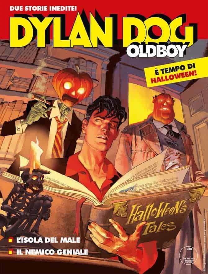 dylan dog oldboy 3 bonelli fumetti settimana