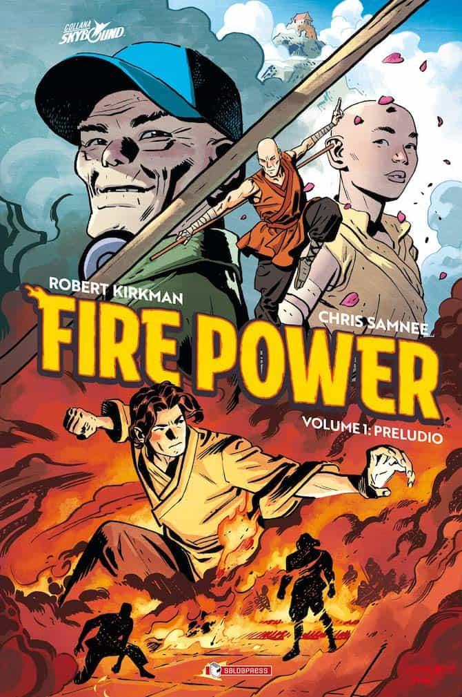 fire power kirkman samnee saldapress fumetto