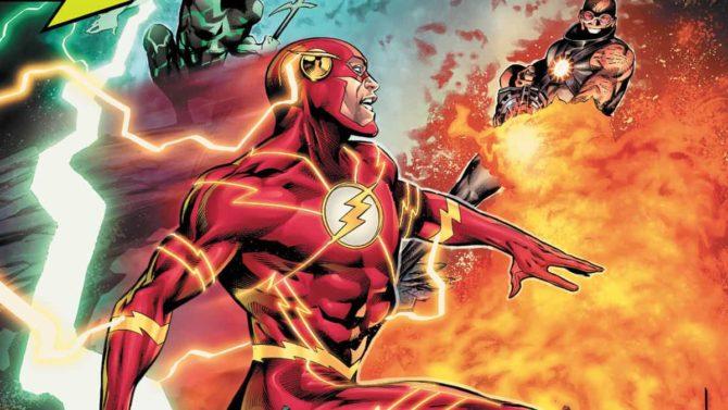 panini dc fumetti settimana flash 5