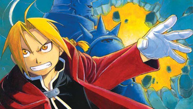 planet manga fumetti settimana fullmetal alchemist