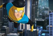 invincible serie tv amazon prime